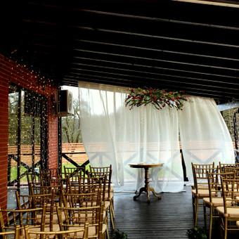 Planavimas, lempučių, tekstilės nuoma, šampano staliukai / Smagilė / Darbų pavyzdys ID 572489