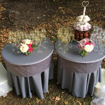 Lempučių, tekstilės nuoma, šampano staliukai / Smagilė / Darbų pavyzdys ID 572519