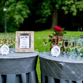 Planavimas, lempučių, tekstilės nuoma, šampano staliukai / Smagilė / Darbų pavyzdys ID 572527