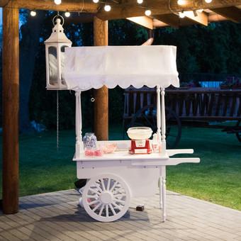 Planavimas, lempučių, tekstilės nuoma, šampano staliukai / Smagilė / Darbų pavyzdys ID 572607