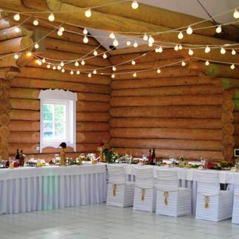 Planavimas, lempučių, tekstilės nuoma, šampano staliukai / Smagilė / Darbų pavyzdys ID 572623