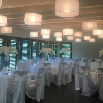 Lempučių, tekstilės nuoma, šampano staliukai / Smagilė / Darbų pavyzdys ID 572625