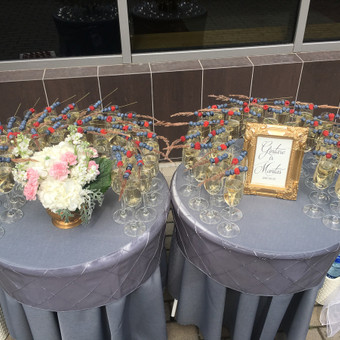Planavimas, lempučių, tekstilės nuoma, šampano staliukai / Smagilė / Darbų pavyzdys ID 572639