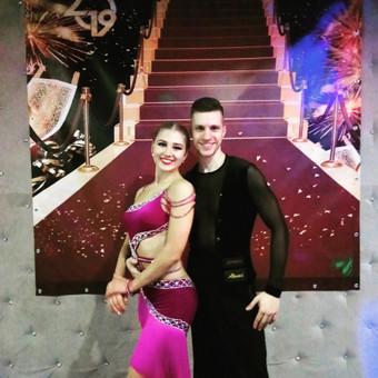 Šokių pamokos, Vestuvinis šokis, Šou, Šokiai renginiuose / ŠOKIO MAGIJA / Darbų pavyzdys ID 572671