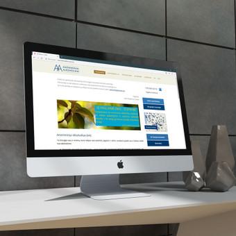 Sukurta nauja svetainė ir yra talpinama mūsų SSD serveriuose kuriuos ir patys prižiūrime suteikdami klientui visas priežiūros paslaugas.