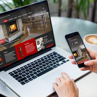 Interneto svetainių kūrimas | Elektroninės parduotuvės / Eligijus / Darbų pavyzdys ID 572845