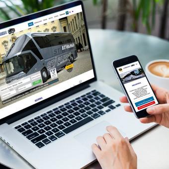 Atnaujinta neorima.lt svetainė kuri užsiima autobusų nuomos paslaugomis visoje Lietuvoje. Pritaikytos papildomos rezervacijos formos ir daugkalbystės paketas.