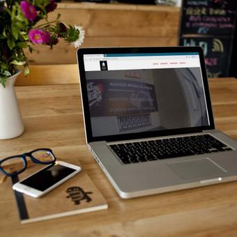 Interneto svetainių kūrimas | Elektroninės parduotuvės / Eligijus / Darbų pavyzdys ID 572873
