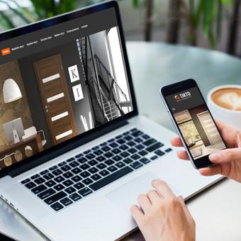 Interneto svetainių kūrimas | Elektroninės parduotuvės / Eligijus / Darbų pavyzdys ID 572877