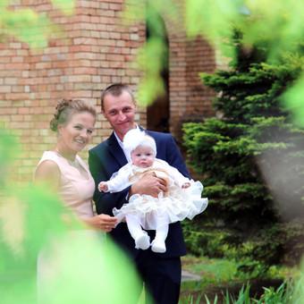 Krikštynų, vaikų gimtadieniai, šeimos fotosesijos.Vilnius / Foto Vaiko Krikštynos / Darbų pavyzdys ID 572957