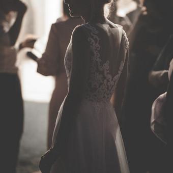 Vestuvių fotografai visoje Lietuvoje ir užsienyje / Julius ir Kristina / Darbų pavyzdys ID 573423