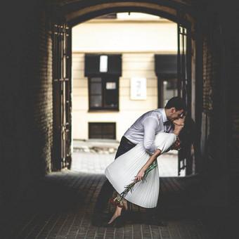 Vestuvių fotografai visoje Lietuvoje ir užsienyje / Julius ir Kristina / Darbų pavyzdys ID 573445