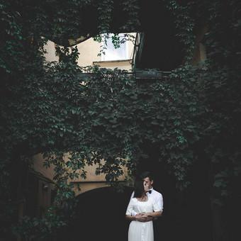 Vestuvių fotografai visoje Lietuvoje ir užsienyje / Julius ir Kristina / Darbų pavyzdys ID 573451