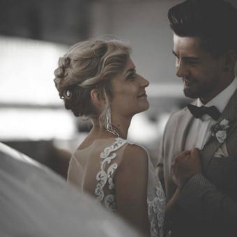 Vestuvių fotografai visoje Lietuvoje ir užsienyje / Julius ir Kristina / Darbų pavyzdys ID 573475