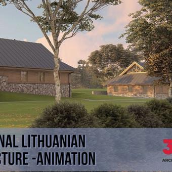 Architektūra, projektavimas / Achitektė Renata Laivytė / Darbų pavyzdys ID 573879
