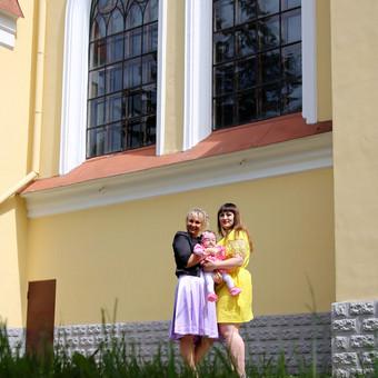 Krikštynų, vaikų gimtadieniai, šeimos fotosesijos.Vilnius / Foto Vaiko Krikštynos / Darbų pavyzdys ID 574187