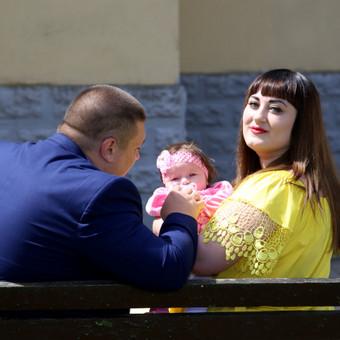 Krikštynų, vaikų gimtadieniai, šeimos fotosesijos.Vilnius / Foto Vaiko Krikštynos / Darbų pavyzdys ID 574195
