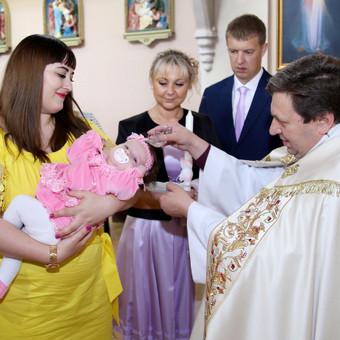 Krikštynų, vaikų gimtadieniai, šeimos fotosesijos.Vilnius / Foto Vaiko Krikštynos / Darbų pavyzdys ID 574231