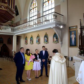 Krikštynų, vaikų gimtadieniai, šeimos fotosesijos.Vilnius / Foto Vaiko Krikštynos / Darbų pavyzdys ID 574235