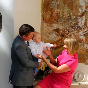 Krikštynų, vaikų gimtadieniai, šeimos fotosesijos.Vilnius / Foto Vaiko Krikštynos / Darbų pavyzdys ID 574245