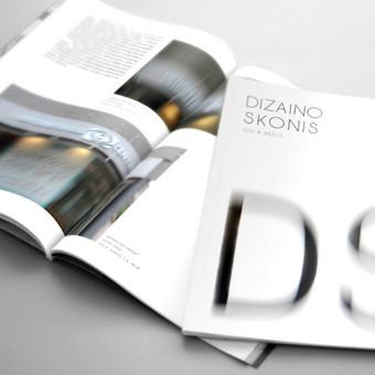 DO | Grafikos dizainerė, maketuotoja / Dovilė Pakutinskaitė / Darbų pavyzdys ID 574457