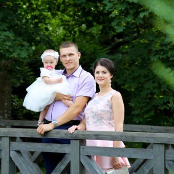 Krikštynų, vaikų gimtadieniai, šeimos fotosesijos.Vilnius / Foto Vaiko Krikštynos / Darbų pavyzdys ID 575673