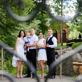 Krikštynų, vaikų gimtadieniai, šeimos fotosesijos.Vilnius / Foto Vaiko Krikštynos / Darbų pavyzdys ID 575679