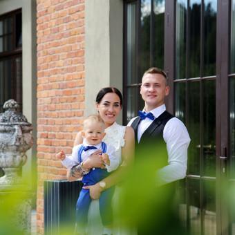 Krikštynų, vaikų gimtadieniai, šeimos fotosesijos.Vilnius / Foto Vaiko Krikštynos / Darbų pavyzdys ID 575685