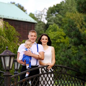 Krikštynų, vaikų gimtadieniai, šeimos fotosesijos.Vilnius / Foto Vaiko Krikštynos / Darbų pavyzdys ID 575695