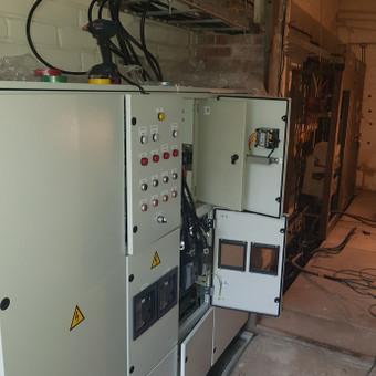 """Elektros darbai, Varžų matavimai, Apsaugos sistemos / MB """"Lukstata"""" / Darbų pavyzdys ID 576771"""
