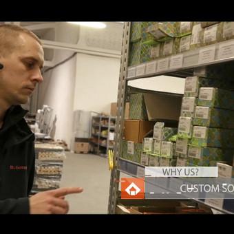 Video reklamos kūrimas televizijai   robiworks