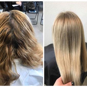 Kirpėjas, meistras, plaukų stilistas / Nijole Veliulė / Darbų pavyzdys ID 577749