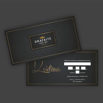Grafikos dizainerė / Asta Laužikaitė-Pralgauskienė / Darbų pavyzdys ID 577831