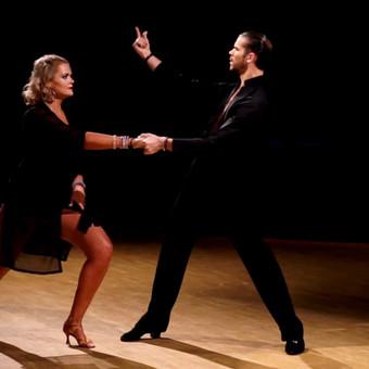 Profesionalus šokėjas bei šokių mokytojas Justas Girdvainis / Justas Girdvainis / Darbų pavyzdys ID 578353