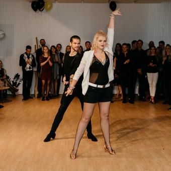 Profesionalus šokėjas bei šokių mokytojas Justas Girdvainis / Justas Girdvainis / Darbų pavyzdys ID 578361
