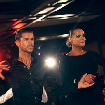 Profesionalus šokėjas bei šokių mokytojas Justas Girdvainis / Justas Girdvainis / Darbų pavyzdys ID 578371