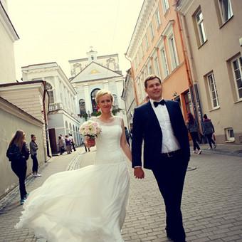 Vestuvinių ir proginių suknelių siuvėja Vilniuje / Oksana Dorofejeva / Darbų pavyzdys ID 79138