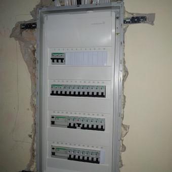 Elektrikas 860001840 Šiauliai / Pavelas / Darbų pavyzdys ID 578585