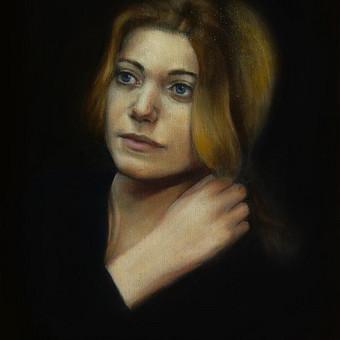 Vestuvių, krikštynų, gimtadienių portretų tapyba / Justinas Krasuckas / Darbų pavyzdys ID 578733