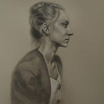 Vestuvių, krikštynų, gimtadienių portretų tapyba / Justinas Krasuckas / Darbų pavyzdys ID 578741
