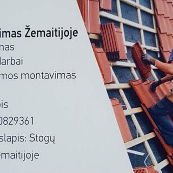 Stogu dengimas bei remonto darbai, skardinimas / Audrius Karpis / Darbų pavyzdys ID 578783