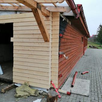 Stogu dengimas bei remonto darbai, skardinimas / Audrius Karpis / Darbų pavyzdys ID 578787