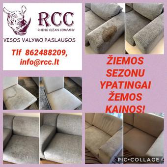 Plovimo ir valymo paslaugos / RCC Valymo paslaugos / Darbų pavyzdys ID 578799