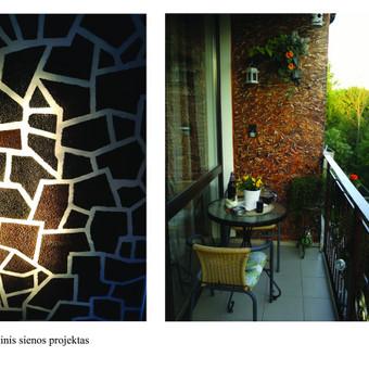 Interjero dizainas. Ofiso patalpų projektavimas. / Bright mark / Darbų pavyzdys ID 579089