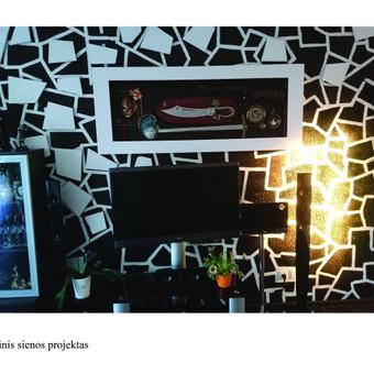 Interjero dizainas. Ofiso patalpų projektavimas. / Bright mark / Darbų pavyzdys ID 579093