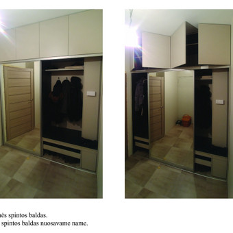 Interjero dizainas. Ofiso patalpų projektavimas. / Bright mark / Darbų pavyzdys ID 579095