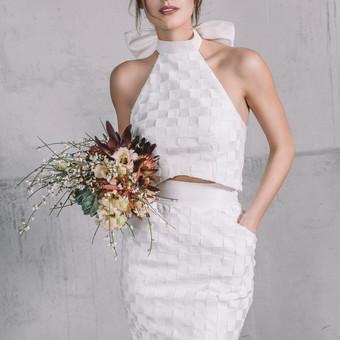 Vestuvinės suknelės individualus siuvimas / Agne Deveikyte / Darbų pavyzdys ID 579169