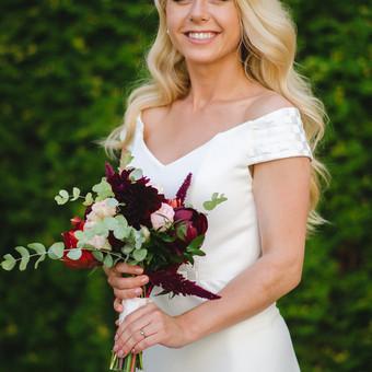 Vestuvinės suknelės individualus siuvimas / Agne Deveikyte / Darbų pavyzdys ID 579173