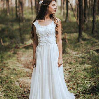 Vestuvinės suknelės individualus siuvimas / Agne Deveikyte / Darbų pavyzdys ID 579175