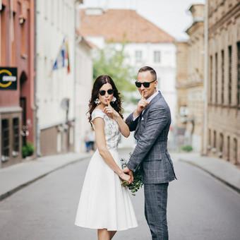Vestuvinės suknelės individualus siuvimas / Agne Deveikyte / Darbų pavyzdys ID 579185